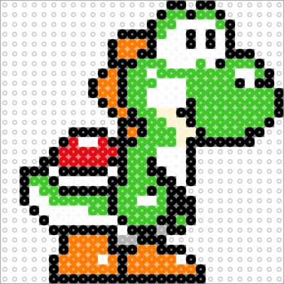 Yoshi by sowill83