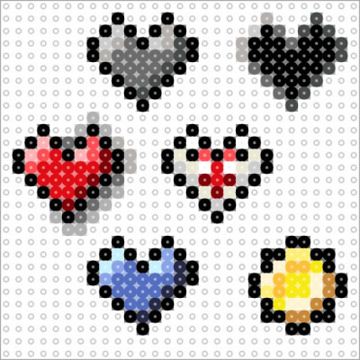 TBOI Hearts by g04tz